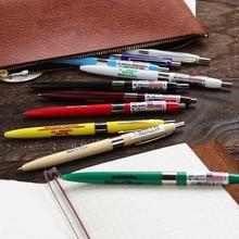 Japan HIGHTIDE PENCO BIRO GRAPH Fashion Retro Colored Ballpoint Pen 1.0mm Student Writing 1PCS