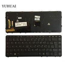 New FOR HP EliteBook 840 G1 850 G1 Brazil Black BR laptop Ke