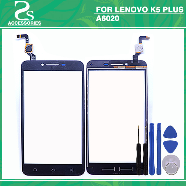 k5 Touch Screen For Lenovo Vibe K5 Plus A6020 A6020a40 A6020a46 K5 Digitizer  Sensor Glass Lens Touch Panel With Tools
