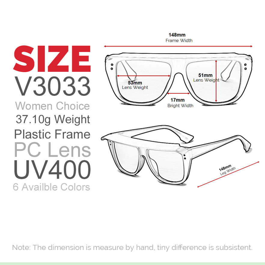 5446466a9b98 ... VIVIBEE 2019 Trend Fashion Big Size Woman Sunglasses Retro Top Vogue  Oversized UV400 Vintage Square Italy ...