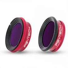 PGYTECH Versione Professionale Lens filter per DJI Mavic Aria UV CPL ND4 ND64PL Filtri Pro per DJI Mavic Aria Drone filtro della macchina fotografica