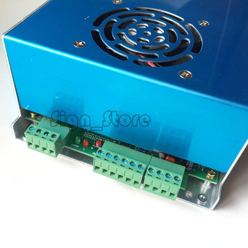 New MYJG 40W Yongli Weiju 40W CO2 Laser Power Supply PSU Equipment For DIY Engraving Cutting Laser Machine