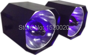2xlot 400w UV stage light black light E-40 UV lamp for special stage effect dj stage club