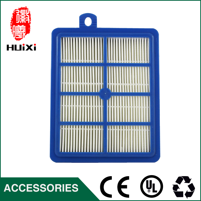 150*120*24mm Size blue hepa filter Element of Vacuum Cleaner Accessories FC9080 FC9084 FC9081 FC8082 ZE346B ZSC6940 ZE360WP filter hepa of wp601 accessories of puppyoo vacuum cleaner