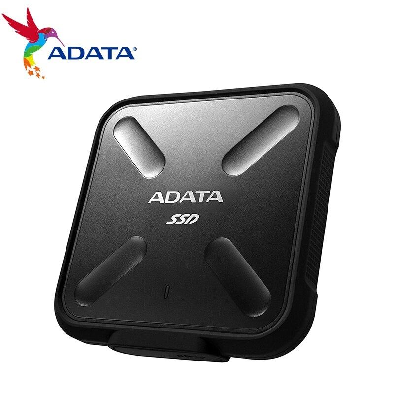 ADATA portable ssd 1 TB 250G 512G External hard drive External Solid State Drive USB 3.1 SD700 1