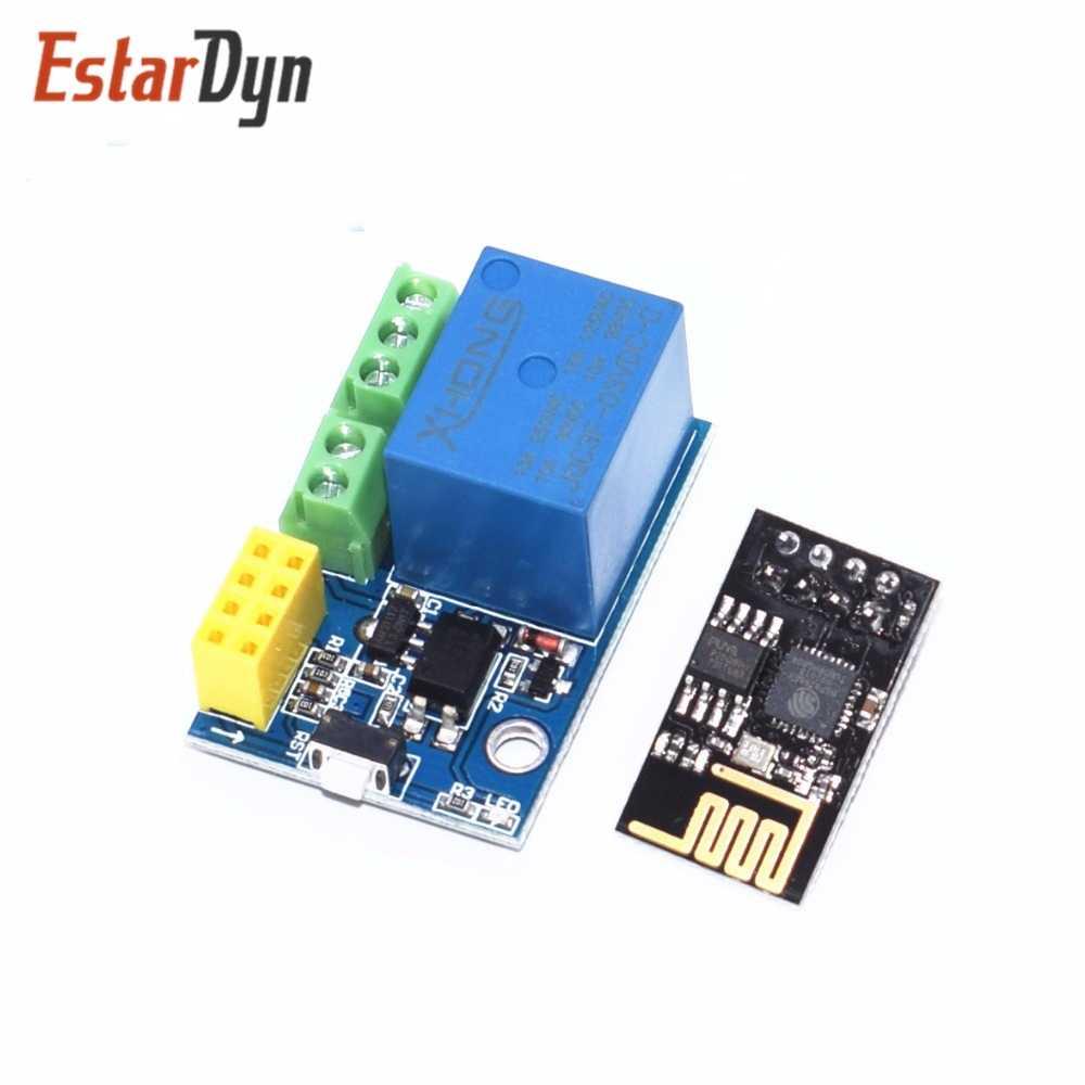 1pcs ESP8266 ESP 01 5V WiFi Relay Module Things Smart Home