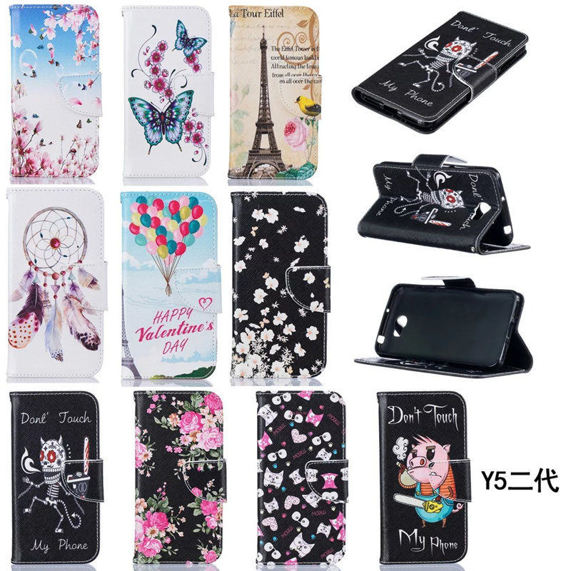 coque pour huawei y5 ii licorne