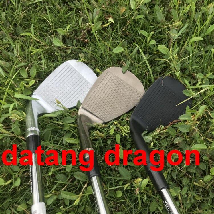 2018 datang dragon golf wedges SM7 wedges 48 50 52 54 56 58 60 62 degree 3pcs/lot golf clubs