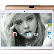 Free shippipping New 10 inch Original Design 3G Phone Call Android 7.0 Octa Core IPS pc Tablet WiFi 4G+32G 10 android tablet pc