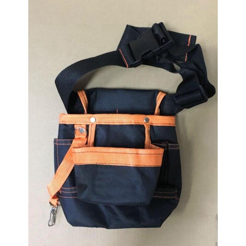 גינון 600D אוקספורד כלי Bag חגור מותני תיק פאוץ מותן Pocket חיצוני עבודה ידנית כלי חומרת חפצי חשמלאי גינון כלי (5)