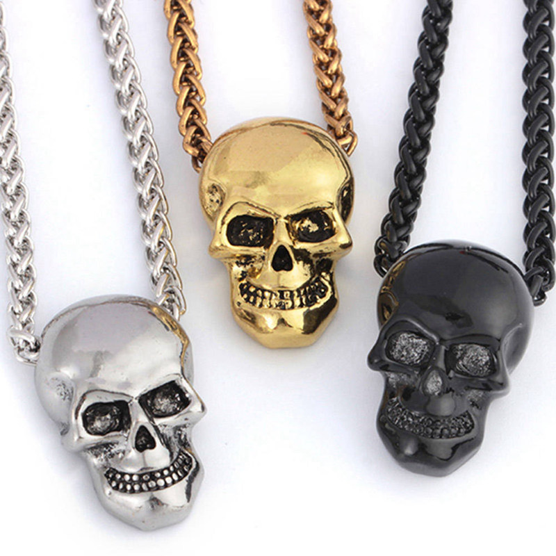 Top 8 Most Popular Skull Necklace For Woman Colar List And Get