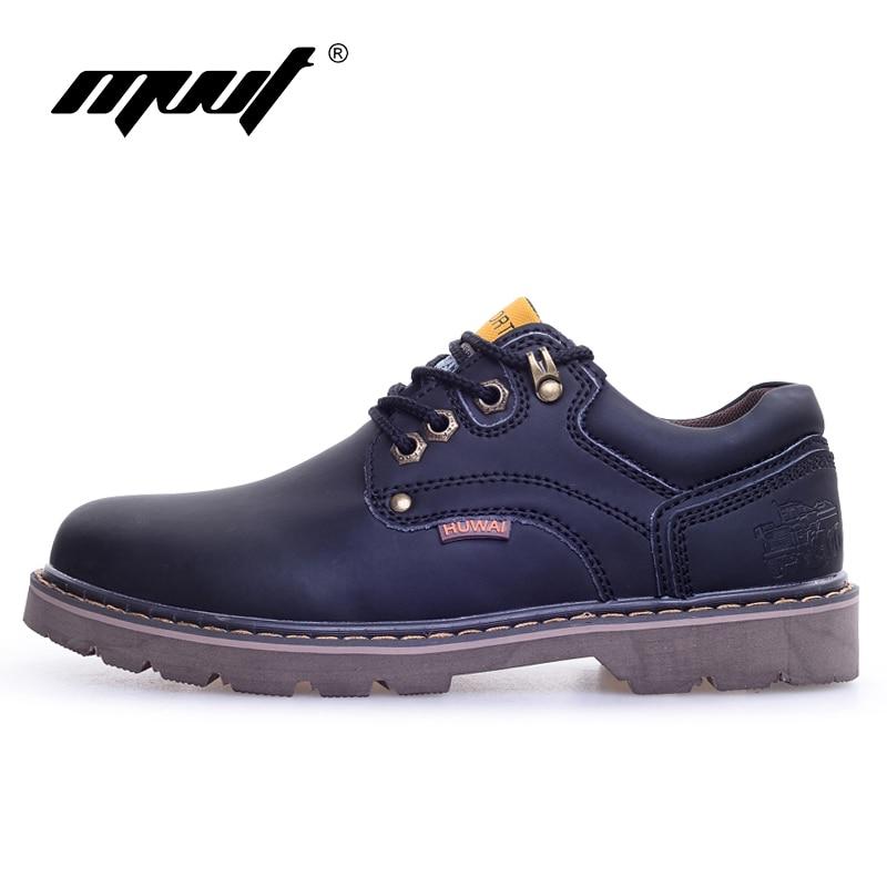 Բնական կաշվե տղամարդկանց կոշիկներ - Տղամարդկանց կոշիկներ - Լուսանկար 3