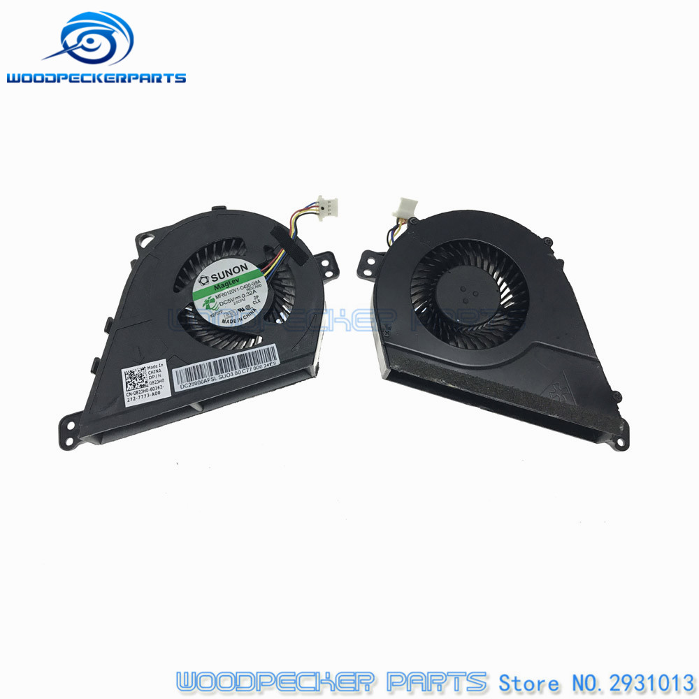 Original Laptop CPU Cooling Cooler <font><b>Fan</b></font> for <font><b>Dell</b></font> for <font><b>Latitude</b></font> <font><b>E5430</b></font> <font><b>FAN</b></font> 82JH0 082JH0 image