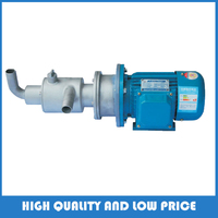 CG40 3 1.1 screw small stainless steel self priming pump for hot melt adhesive