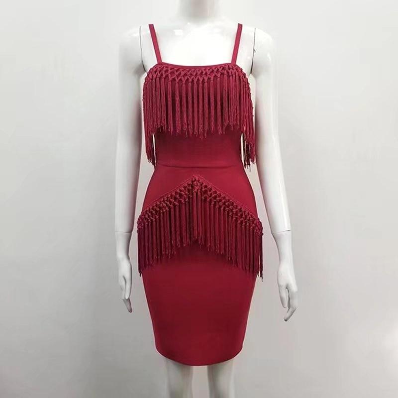 Club 2018 Gland Mode Piste Nouvelle De Femmes Gaine Bandage Parti Robe Courroie Wear Designer Vente wFROCnqC