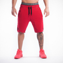 New Brand High Quality Men shorts Bodybuilding Fitness Gasp gymshark basketballRunning workout jogger shorts golds