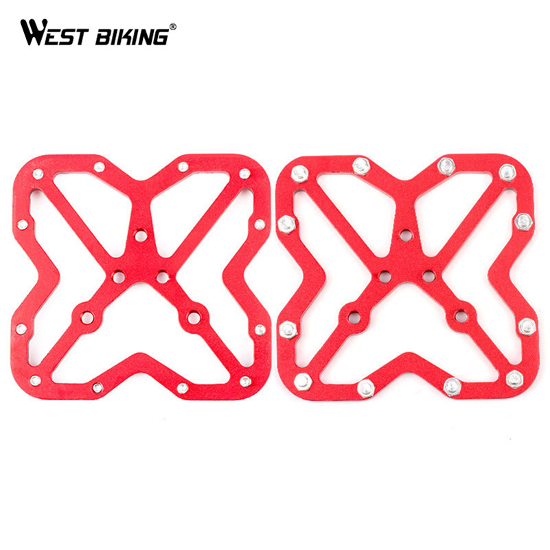 WEST BIKING MTB Clipless Pedal Platform Adapters for SPD for SPEEDPLAY System Bicycle Ciclismo Pedales Bicicleta MTB Bike Pedals цена