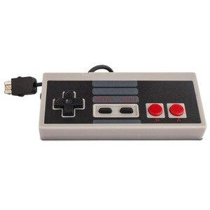 Image 4 - Para nintend nes edição clássica mini wii game console controlador gamepad joystick com 1.8m estender cabo presentes controlador wii