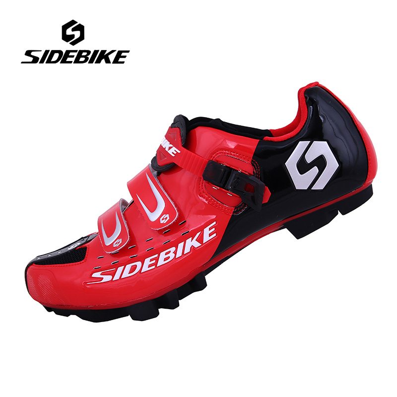 Sidebike Men Cycling Shoes Professional MTB Bike Shoes Breathable Self-locking Bicycle Boots Non-slip Shoes Zapatillas ciclismo sidebike mens road cycling shoes breathable road bicycle bike shoes black green 4 color self locking zapatillas ciclismo 2016