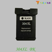 vilaxh Compatible Black Ink Cartridge Replacement for HP 304xl 304 xl Deskjet 3700 3720 3730 3732 Printer