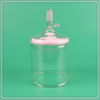 2000ml ,24/40Joint,Glass Buchner Funnel,Funnel filter porosity 3 with sintered glass disc