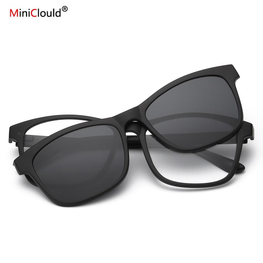 Glasses Clip Eyeglass Magnetic Clip On Sunglasses Glasses