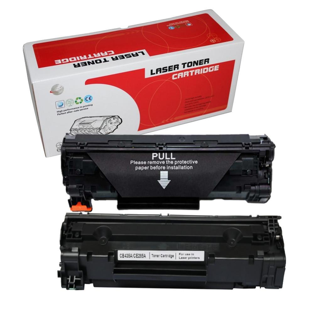 2PCS 85A CE285A CE285 Toner Cartridge Compatible for HP Laserjet pro M1132 M1210 M1212nf M1214nfh M1217nfw M1218nf цены онлайн