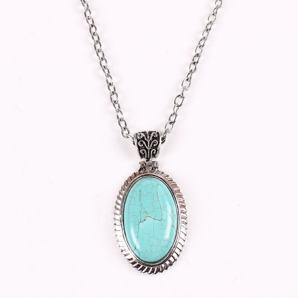 turquoise solid stone sterling ebay fancy pin silver pendant look