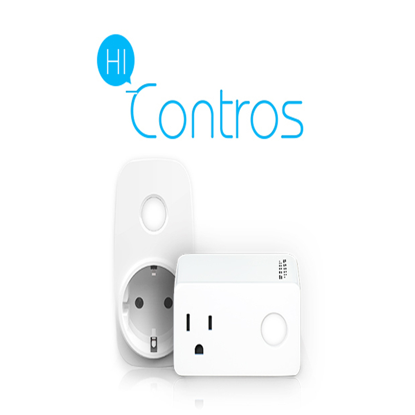 Broadlink Contros EU SP3 SPCC Smart Socket Plug Wireless WiFi Remote Control Smart Home Controls Socket