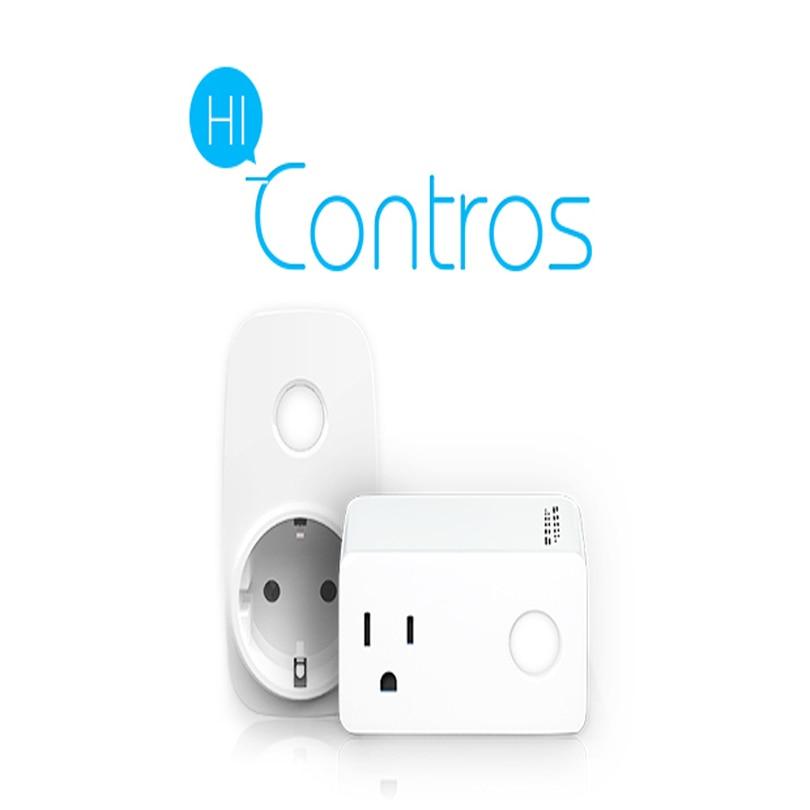 Broadlink SP3 SPCC Smart Socket Plug Wireless WiFi Remote Outlet ...