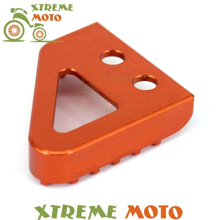 Заготовок заднего педаль тормоза шаг совет для KTM модель: SX кроме xcf по СРФ к XC XCW EXCF EXCW EXCF СМЦ герцог Приключения 125 250 300 350 400 450 500 690