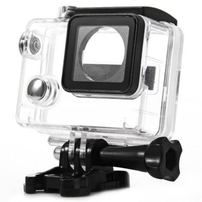 High Quality Hawkeye Firefly 7S 4K Camera Spart Part 30M Diving Waterproof Case For FPV Multicopter Part 20pcs lot 2sd1760 d1760 to252