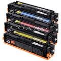 CF 210A 211A 212A 213A 131A совместимый картридж с тонером для принтера для hp Цвет Laserjet Pro 200 M276N M276NW M251N M251NW принтер