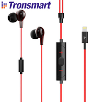 Tronsmart Encore Lightning In Ear Headphone With Built In LAM And DAC For IPhones IPods And