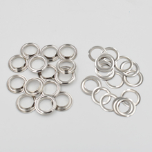 50 sets / bag. An inner diameter of 18mm eyelets. Metal hole. rope Button. Mold. Button tools. Snaps