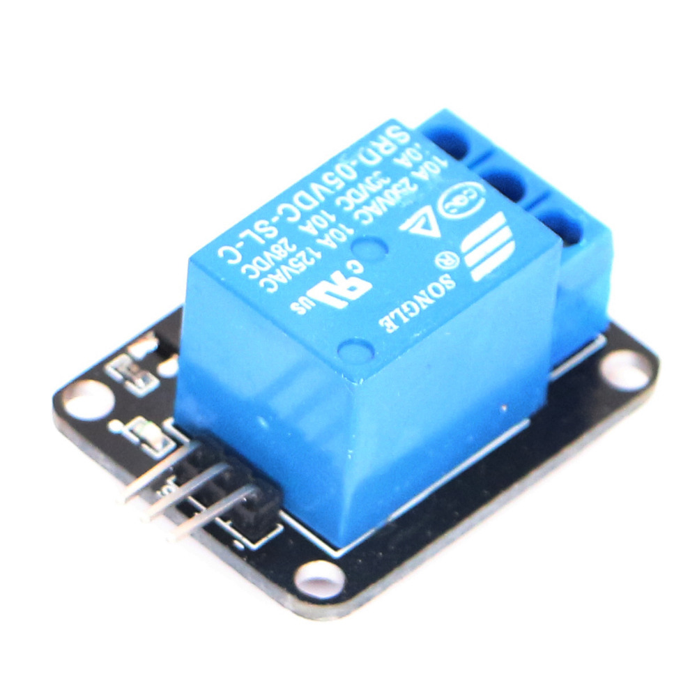 New Arrival 1-Channel Relay Module Board 5V DC AC for ARM DSP PIC AVR Electronic Can Control 220V AC Load Circuit Board 1 channel relay module interface board shield for arduino 5v low level trigger one pic avr dsp arm mcu dc ac 220v