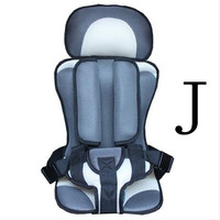 Booster Car Seats For Children Big Size 9 36KG Kids Car Seat Safety Baby Car Chair