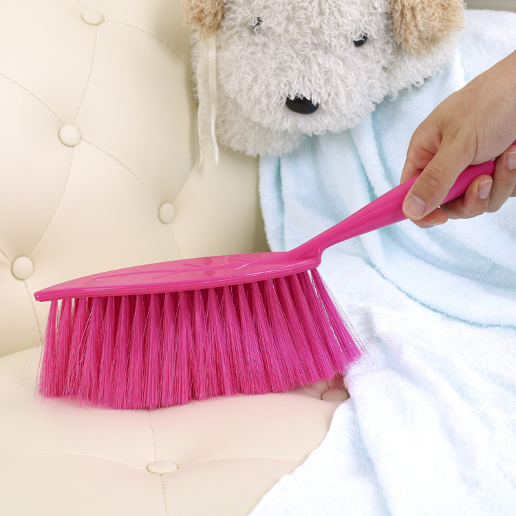 1PC 2 Colors Slip-resistant rubber tpr thickening handle bed brush cleaning brush Household cleaning JH 0769