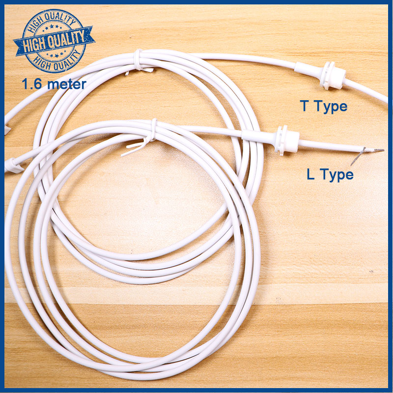 New Replacement T&L Tip 1.6meter Laptop Power Cable Cord For MagSag 2 Repair Charger Cable 45W 60W 85W Adapter Dropshipping