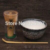 Japan handmade batidor matcha kit maccha whisk bowl tea set scoop Japanese green tea clouds ceremony chasen chawan cup tableware