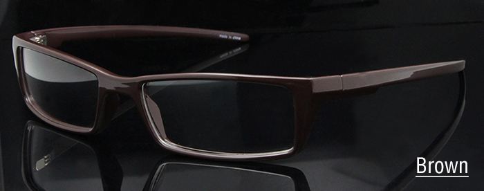 RX Glasses brown