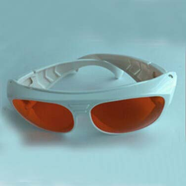 CE O.D 4+ laser safety eyewear for Excimer laser Argon laser Nd:YAG lasers 85% trans soft laser healthy natural product pain relief system home lasers