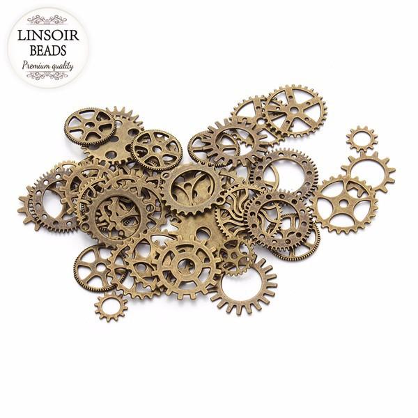 steampunk gears - steampunk diy