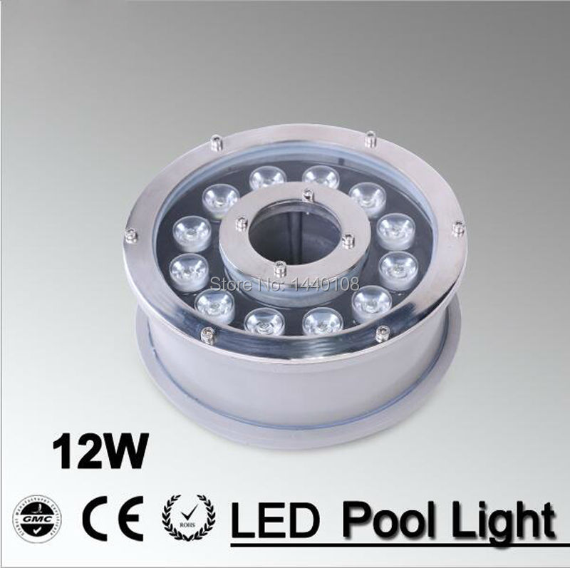 Lights & Lighting Led Lamps Humorous 5pcs/lot Rgb 12w Focos Piscina Led Light Dc12v Waterproof Ip68 Underwater Marine Light Pond Lights For Fountains Swimming Pools