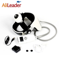 AliLeader Brain Relaxing Helmet Kneading And Pressing Acupuncture Points Health Device Electric Handheld Wire Massage Easy Use