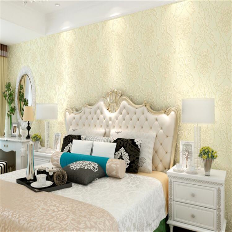 beibehang papel de parede European-style wallpaper Damascus the sitting room the bedroom TV setting wall paper papier peint custom papel de parede infantil see graffiti mural for sitting room sofa bedroom tv wall waterproof vinyl which wallpaper