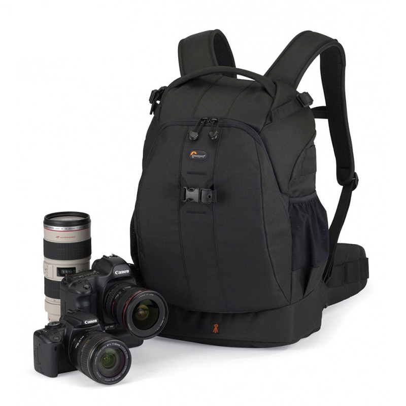 Envío rápido Gopro de Lowepro Flipside 400 AW Cámara foto bolso de réflex Digital + tiempo cubierta al por mayor