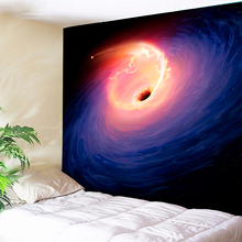 Black Hole Tapestry Wall Hanging Psychedelic Galaxy Wall Tapestries Hippie Tapestry Einstein Astronomical Wall Art Home Decor wall hanging art decor galaxy print tapestry