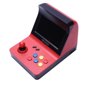 Image 4 - Powkiddy A8 Retro Arcade Console Game Console Gaming Machine Built In 3000 Classic Games Gamepad Control AV Out 4.3 Inch Scree