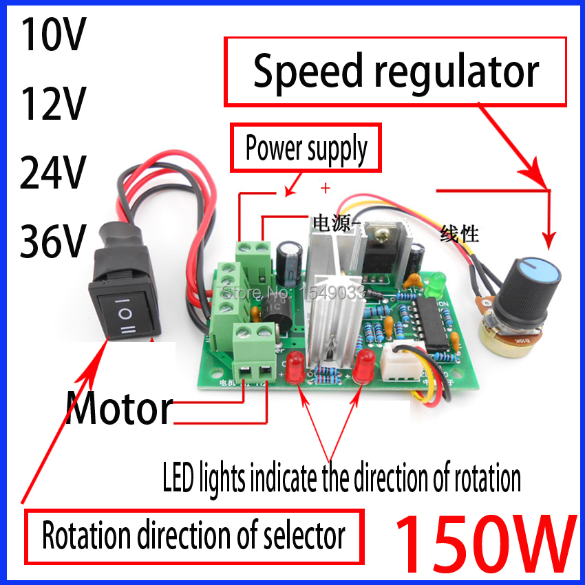 Buy Conditioner 10v 36v Motor Drive Led